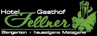 Hotel Gasthof Fellner Logo